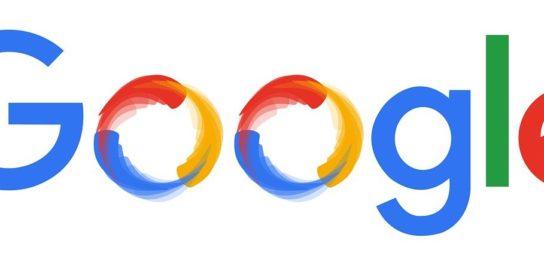 グーグルのロゴマーク