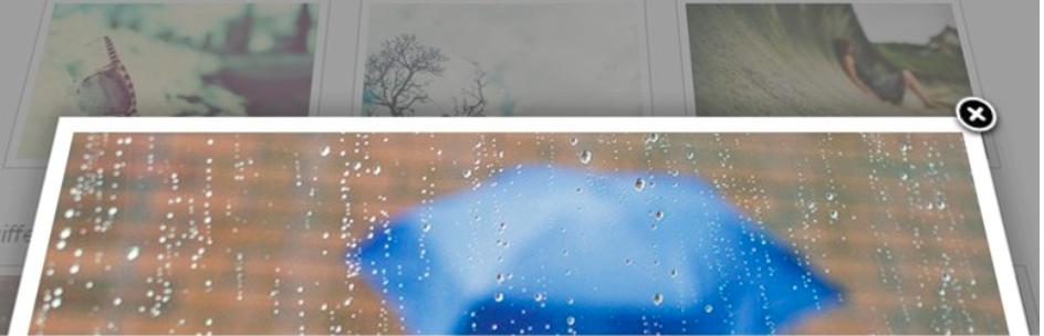 画像におしゃれな拡大機能をつけるプラグイン|Easy FancyBox